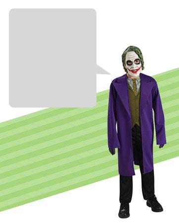 Tween Joker Bio