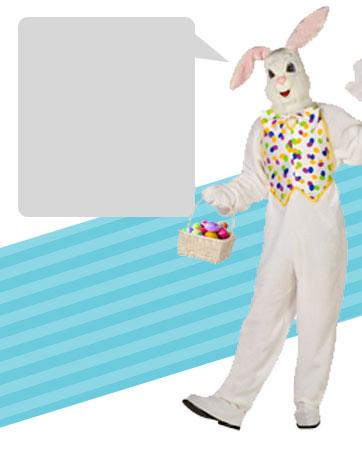 Easter Bunny Bio