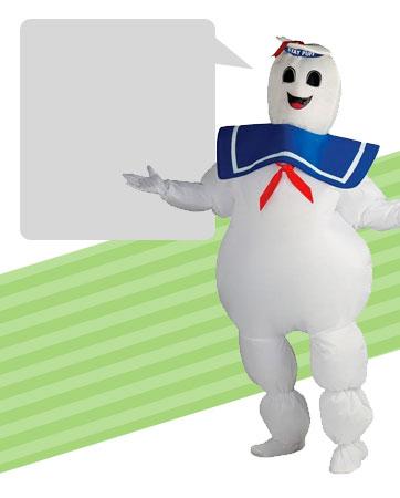 Stay Puft Marshmallow Man Bio