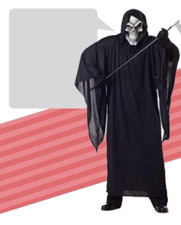Grim Reaper Bio