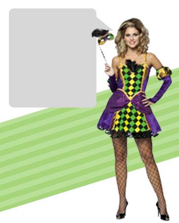 Mardi Gras Queen Bio
