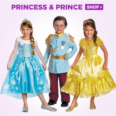 New Princess & Prince