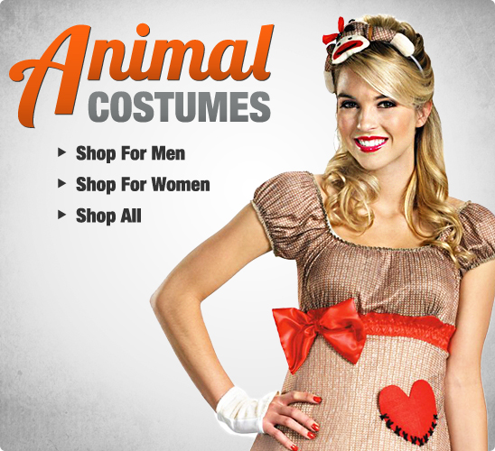 Adult Halloween Costumes and Adult Costume Ideas
