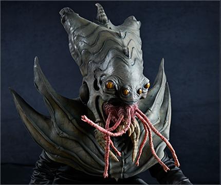Amphibious Alien