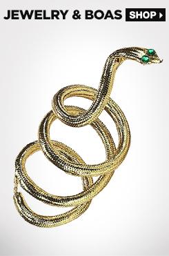 Jewelry & Boas