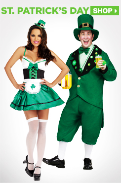 Adult St. Patrick's Day Costumes