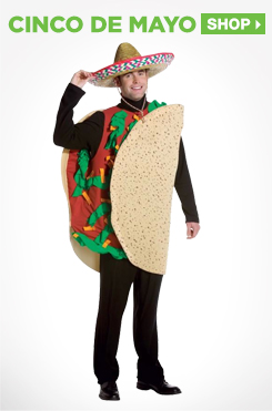 Shop Cinco De Mayo Adult Costumes