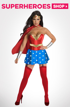 Shop Superhero Adult Costumes