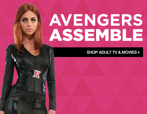 Shop TV and Movies Adult Costumes
