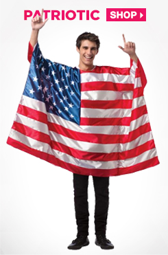 Shop July 4th Adult Costumes