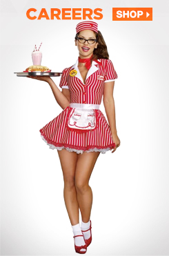 Shop Careers Adult Costumes