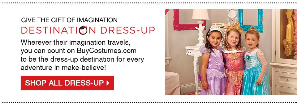 Destination Dress-Up