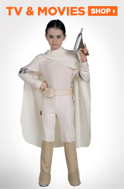 Shop All Kids TV & Movies Costumes and Accessories