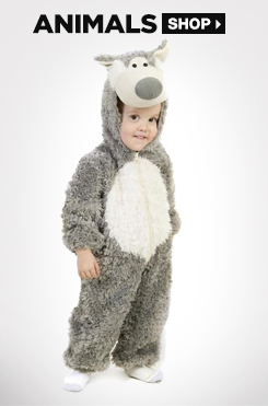 Shop All Kids Animal Costumes and Accessories