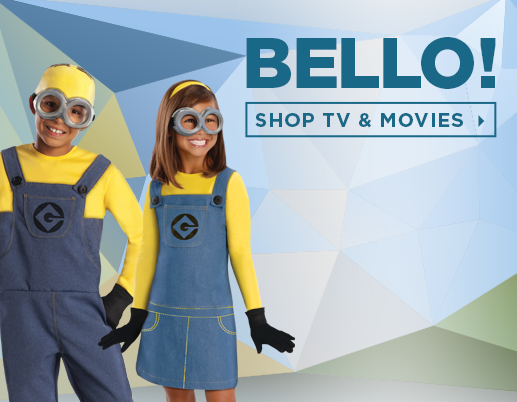 Shop All Minions Costumes and Accessories