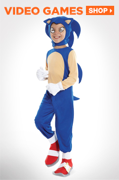 Shop All Kids Video Games Costumes and Accessories