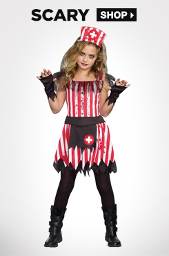 Shop All Kids Scary Costumes and Accessories