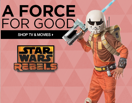 Shop TV & Movies Costumes and Accessories