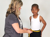 Child sizing how to video