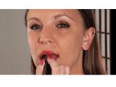pouty lips video