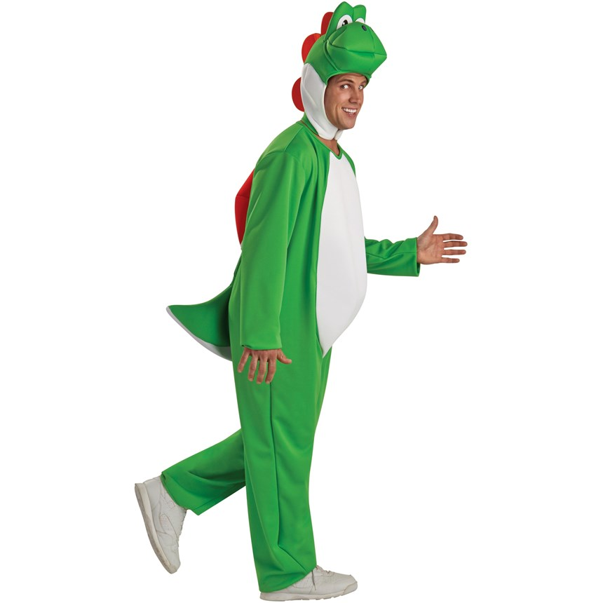 Super Mario Bros.   Yoshi Adult Costume   DO NOT SET TO ACTIVE 69256