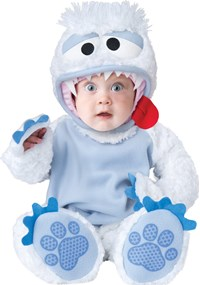 Click Here to buy Abominable Snowbaby Baby Costume from BuyCostumes