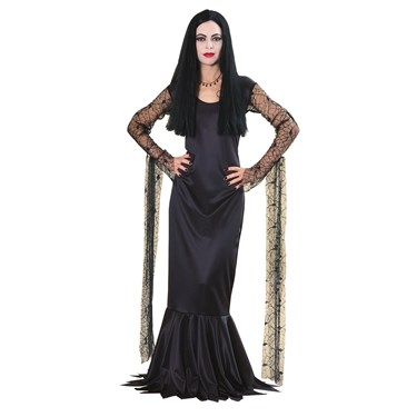 Addams Family Morticia Adult Costume