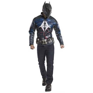 Adult Batman Arkham Knight Muscle Chest Costume
