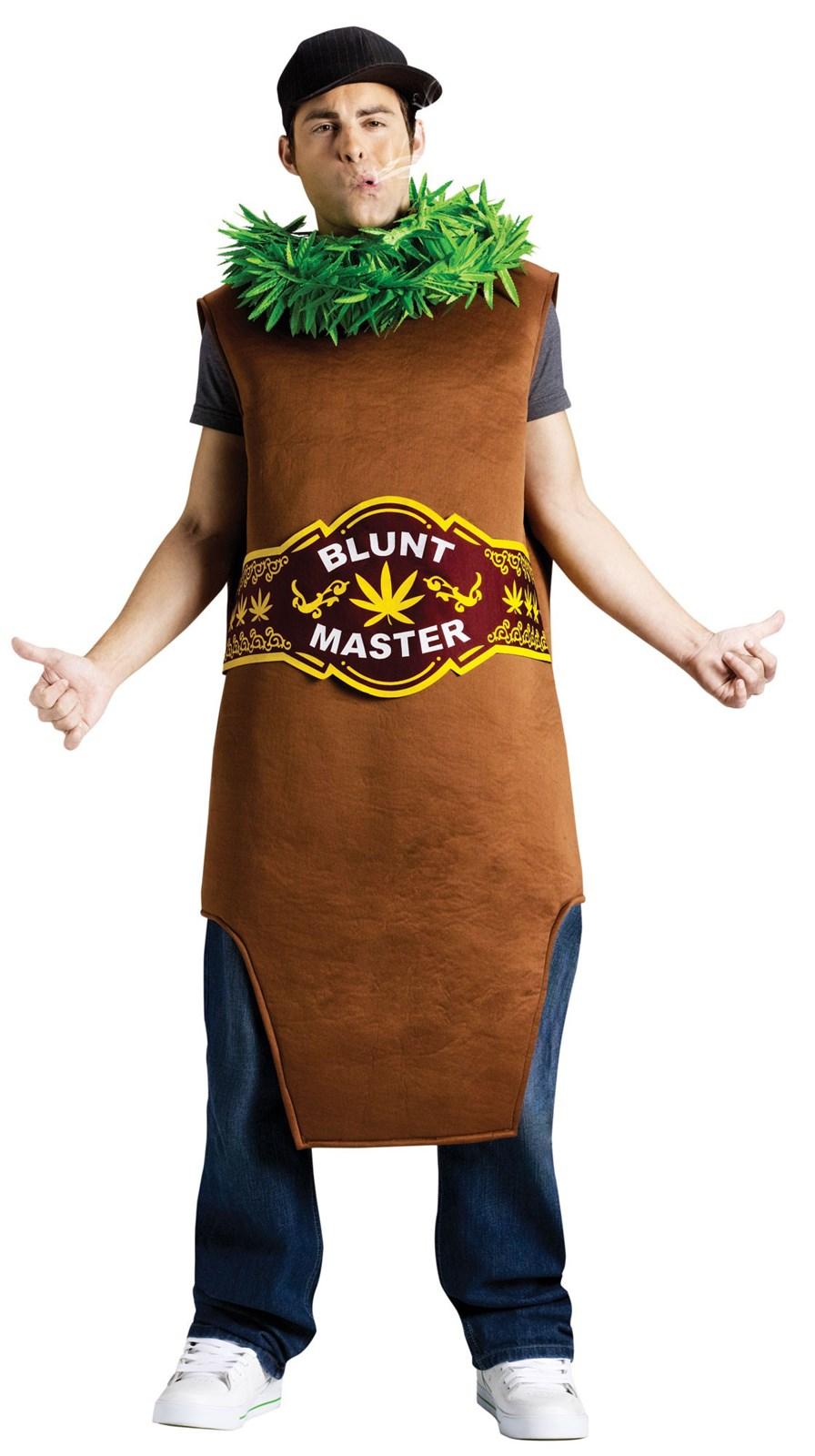 Adult Blunt Master Costume