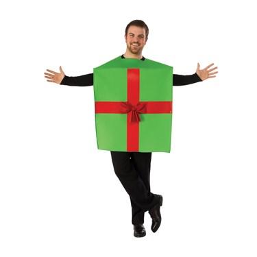 Adult Christmas Present Costume
