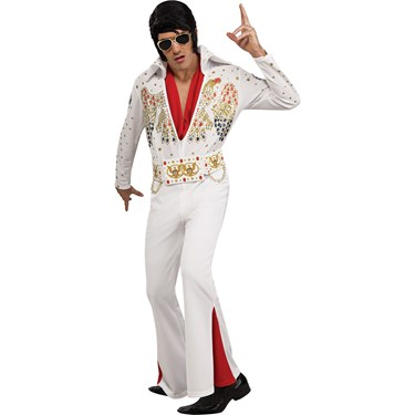 Adult Deluxe Elvis Costume