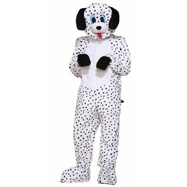 Adult Dotty The Dalmation Mascot Costume