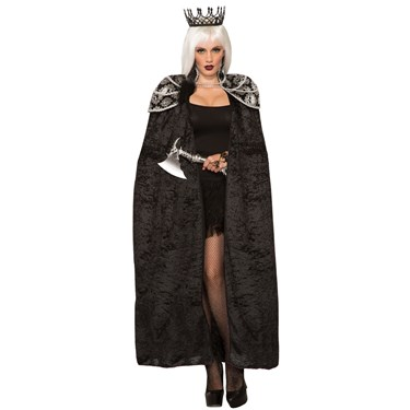 Adult Evil Queen Cape