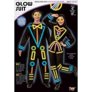 Adult Glow Suit