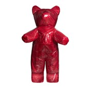 Adult Gumbo The Bear Inflatable Costume