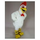 Adult Hen Mascot Costume
