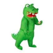 Adult Inflatable Alligator Costume