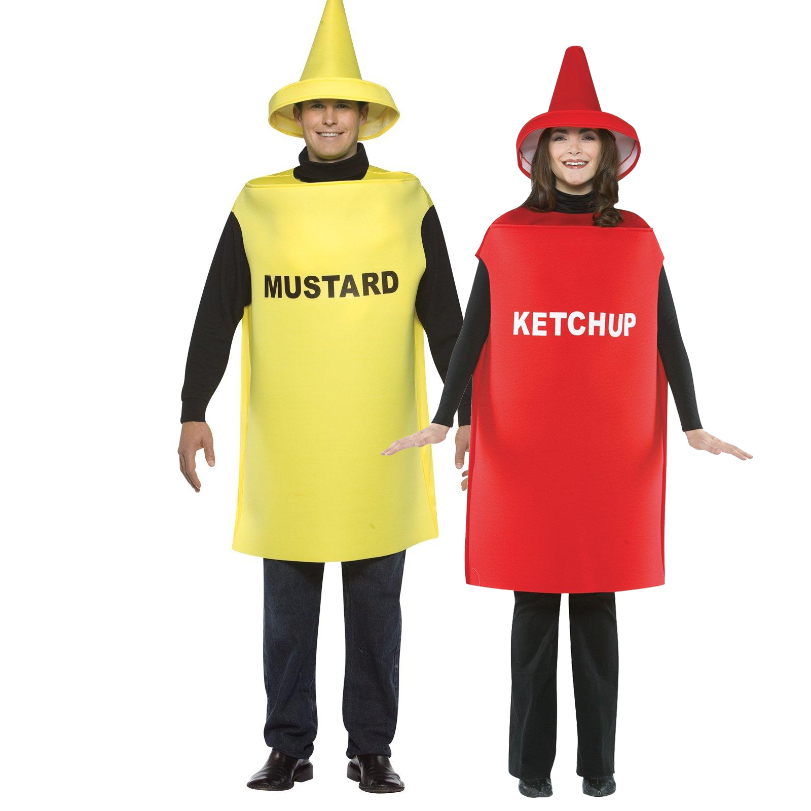Ketchup And Mustard Halloween Costumes For Kids / Image Source  sc 1 st  TimyKids & Ketchup And Mustard Halloween Costumes For Kids | TimyKids