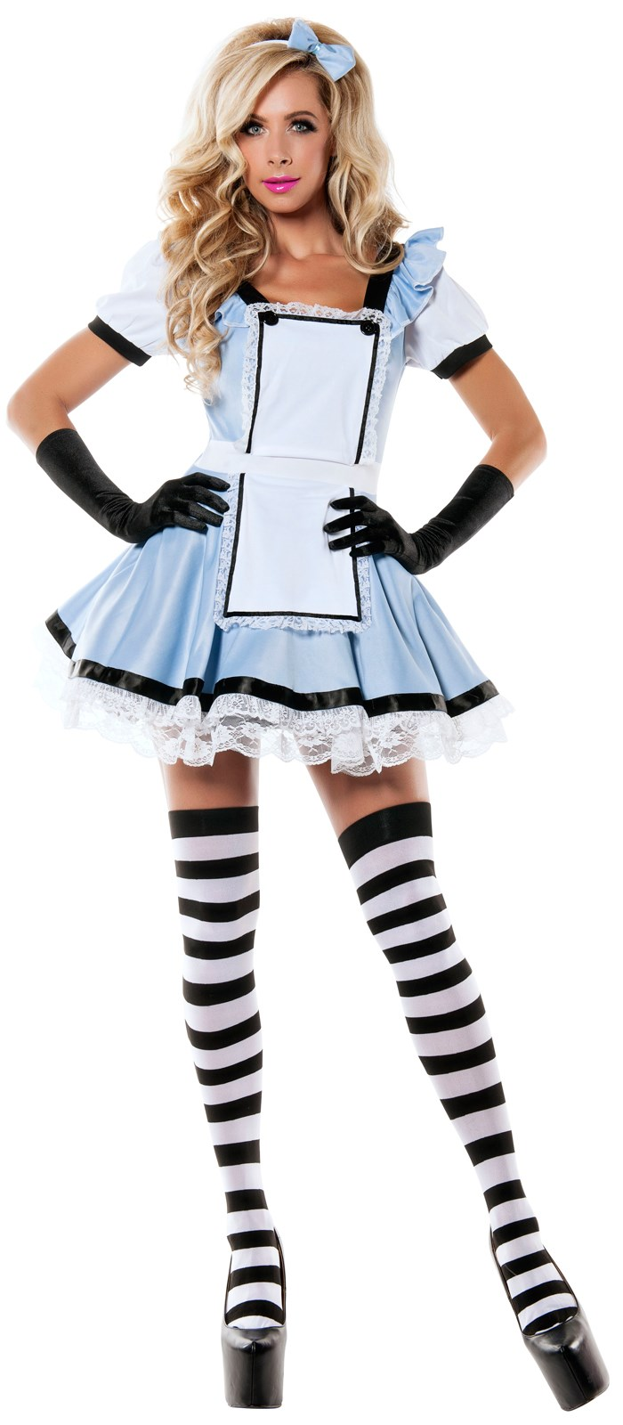 Adult Miss Wonderland Costume