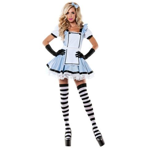 Adult Miss Wonderland Costume