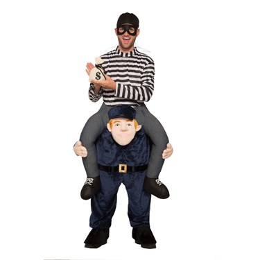 Adult Officer Carry Me Costume