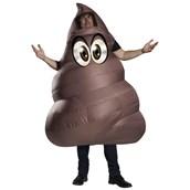 Adult Poop Inflatable Costume