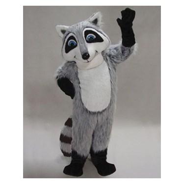 Adult Raccoon Mascot Costume