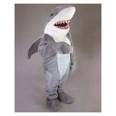 Adult Shark Mascot Costume