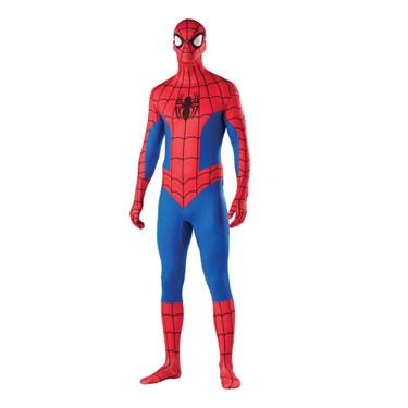 Adult Spider-Man Bodysuit Costume