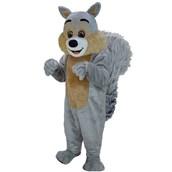 Adult Squirrel Mascot Costume
