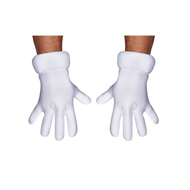 Adult Super Mario Brothers Gloves