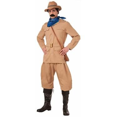 Adult Theodore Roosevelt Costume