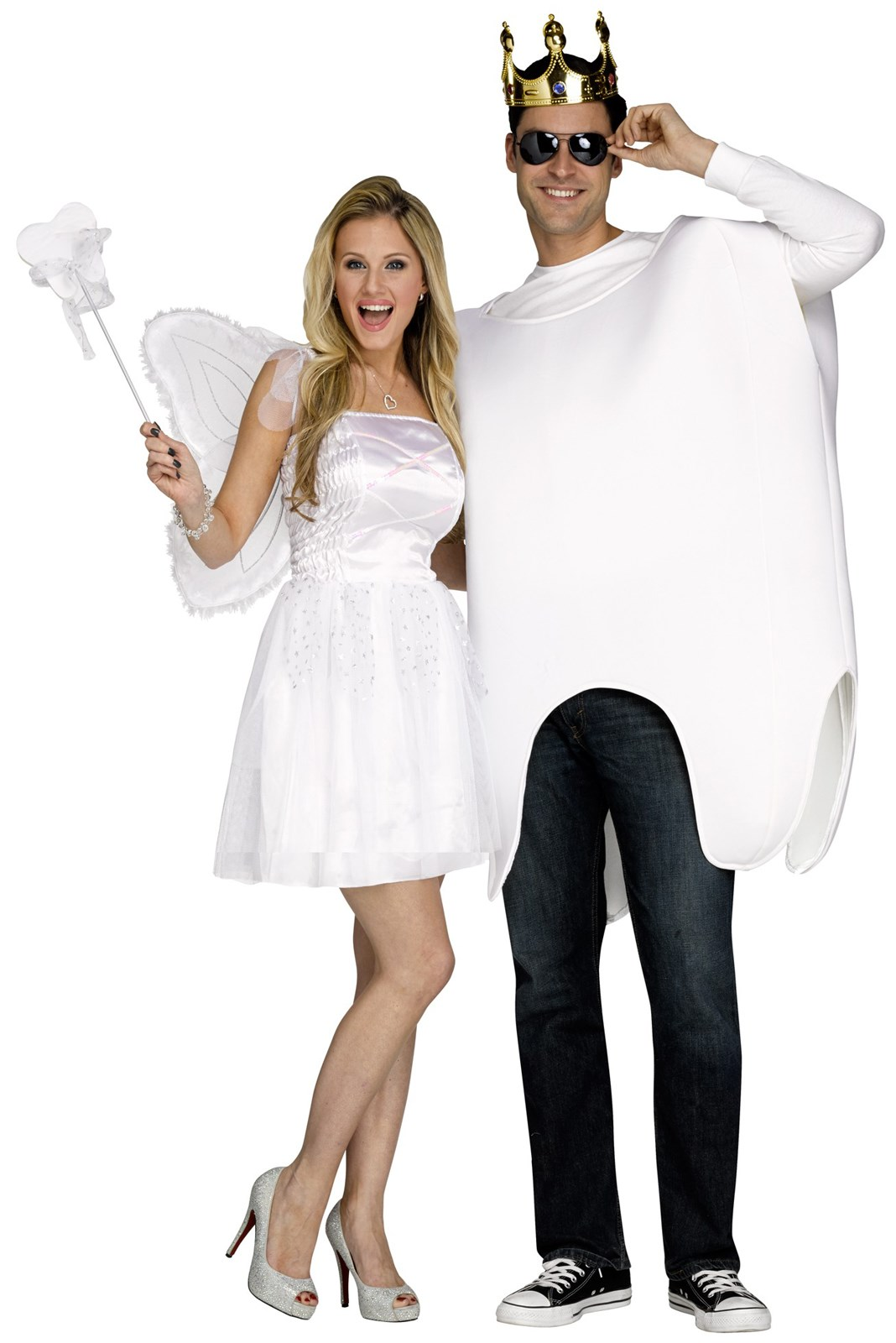 Adult Tooth Fairy and Tooth Costume