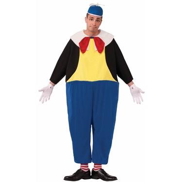 Adult Tweedle Dum Costume